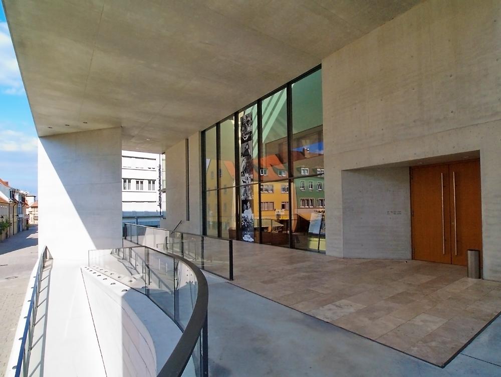 Museum Georg Schäfer - Eingangsbereich
