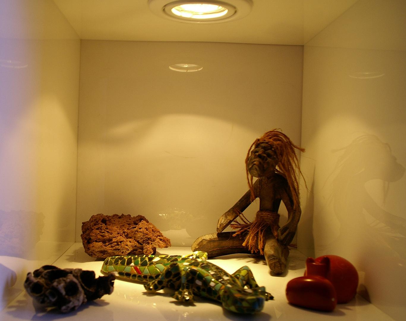 Museum im Wohnzimmer