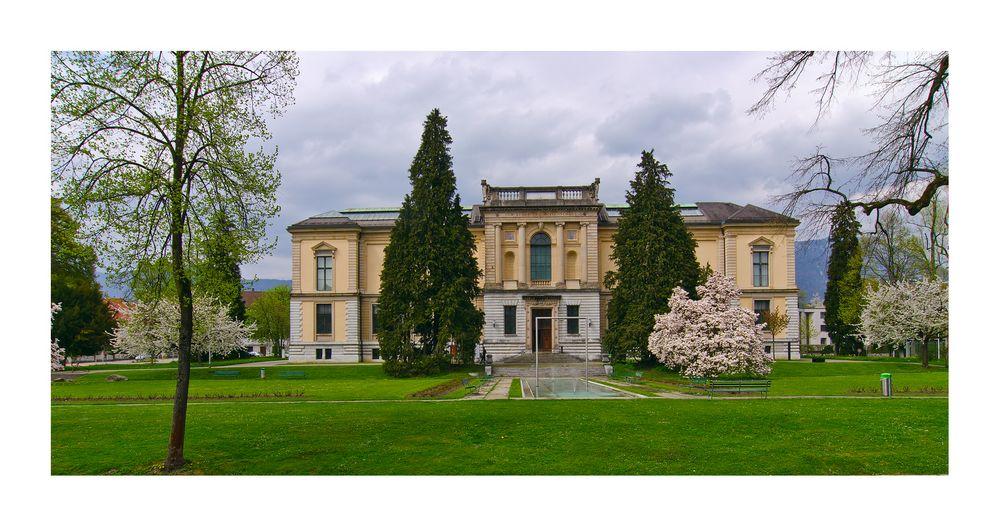 Museum und Parkanlage