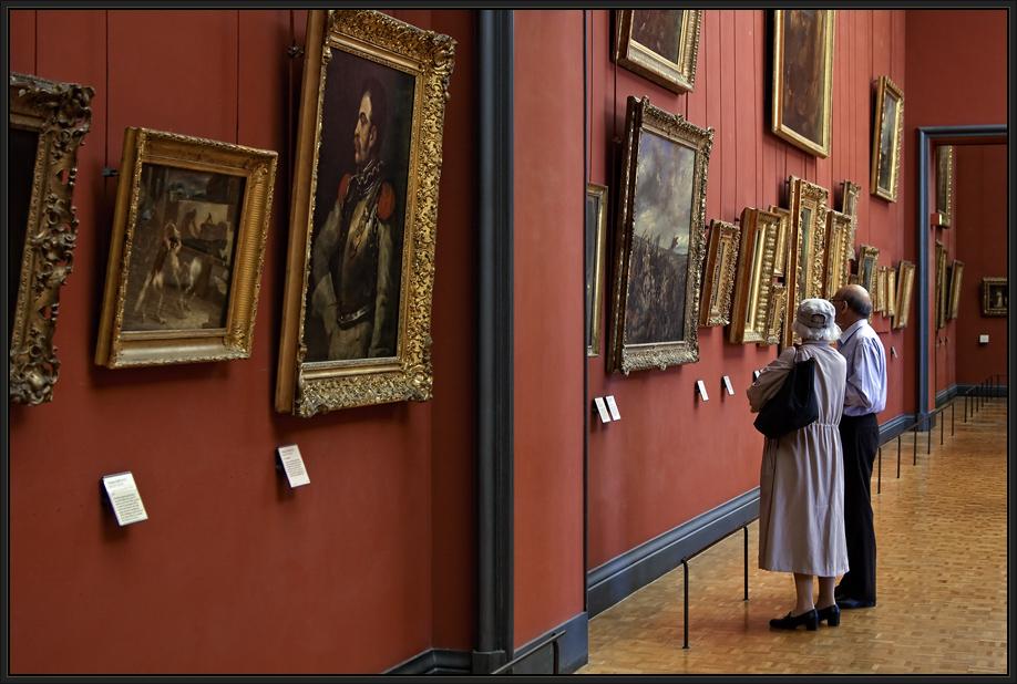 Museumsbesuch