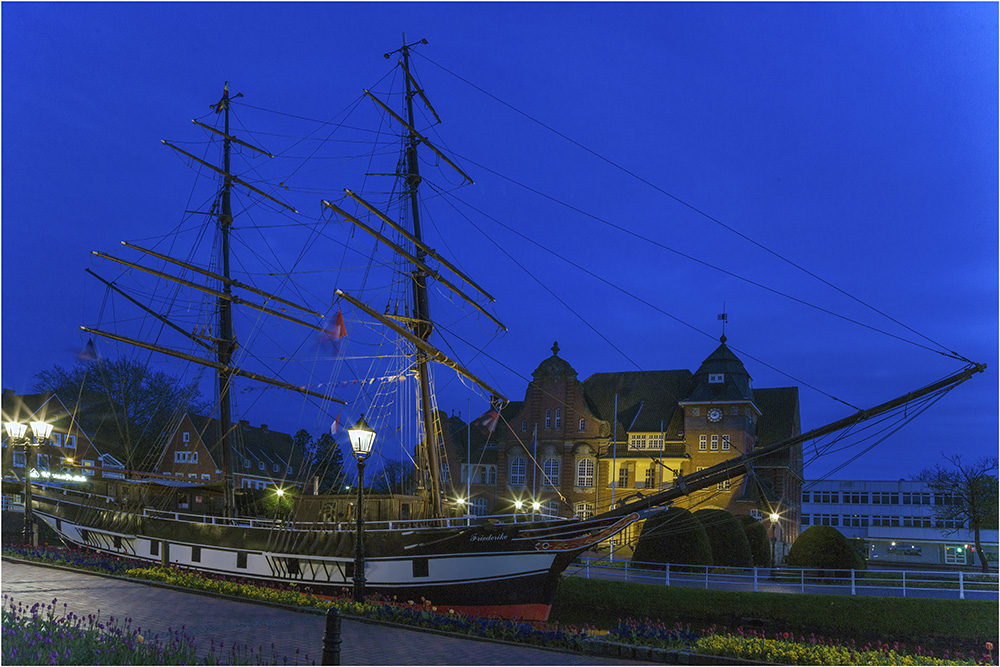Museumsschiff in Papenburg