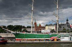 Museumsschiff Rickmer Rickmers