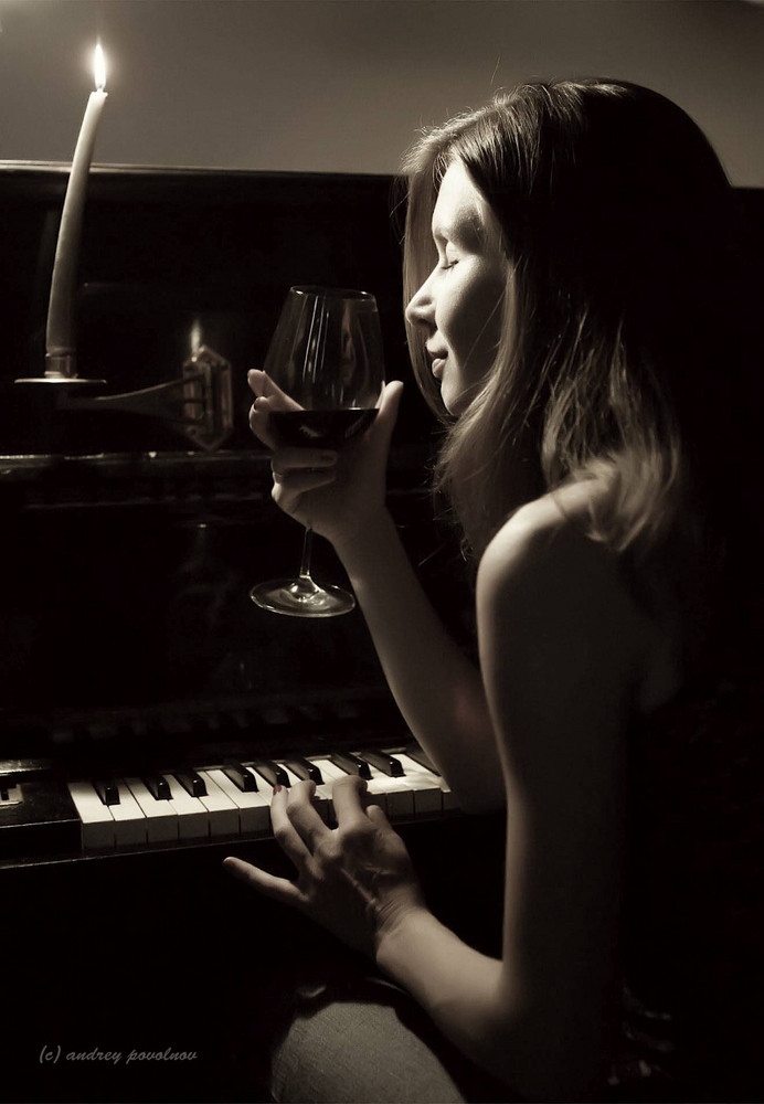 Music in the night ...