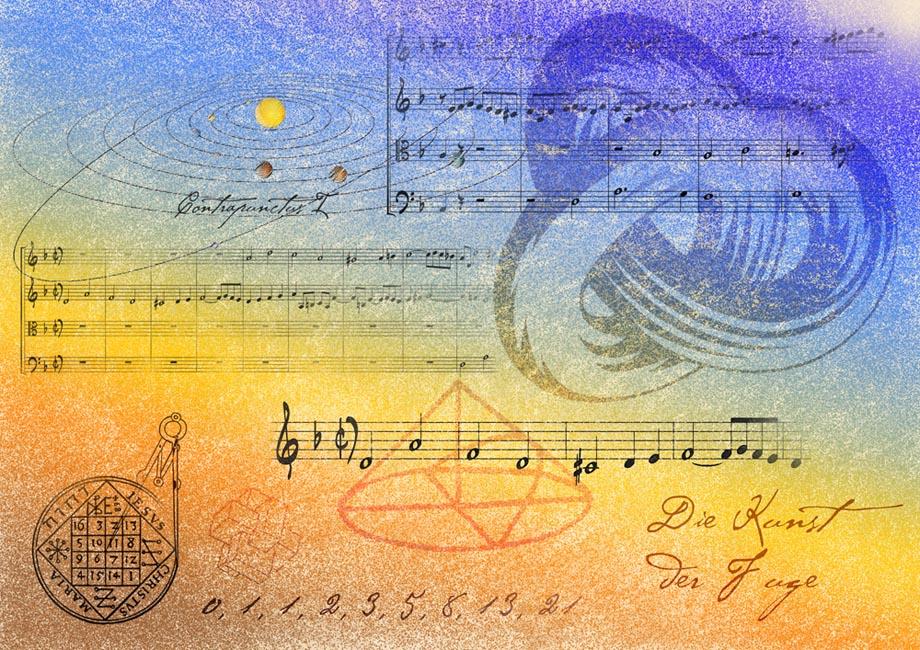Music.. ist's B A C H