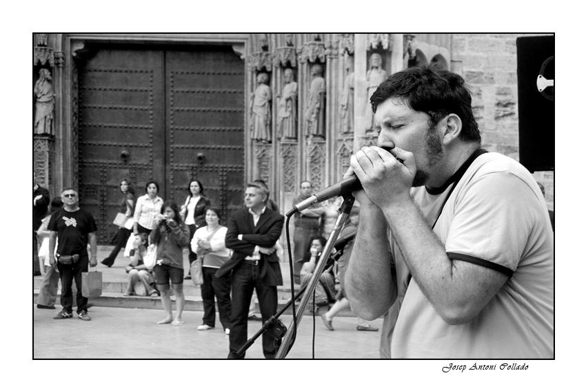 Music on the street III