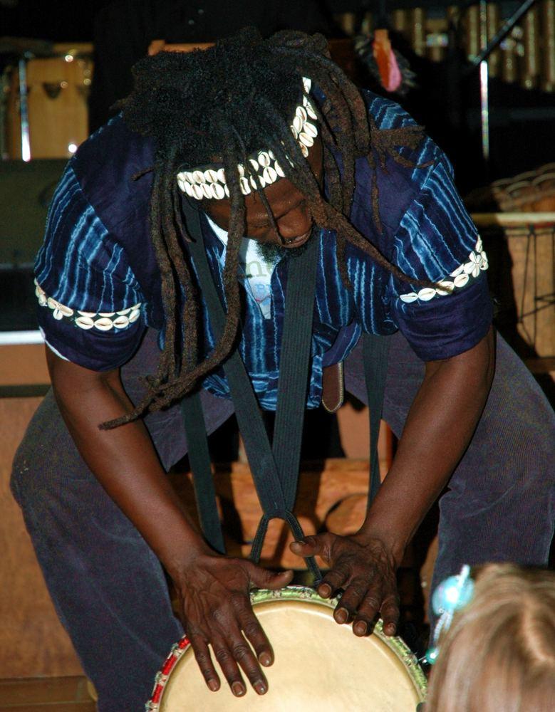 musica dal Senegal 2