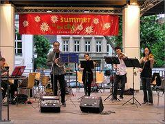Musik am Place d'Armes