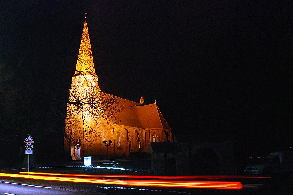 Musik aus der Adventszeit in der Dorfkirche Buchholz