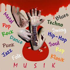 Musik CD Hülle