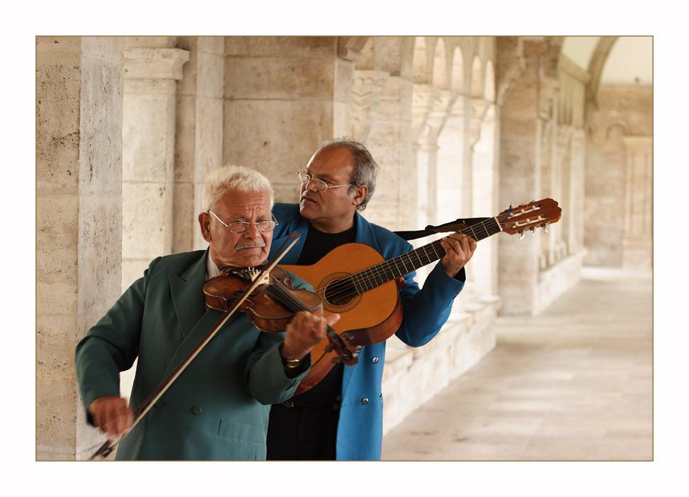 """Musik in den """"heiligen"""" Hallen der Fischerbastei"""