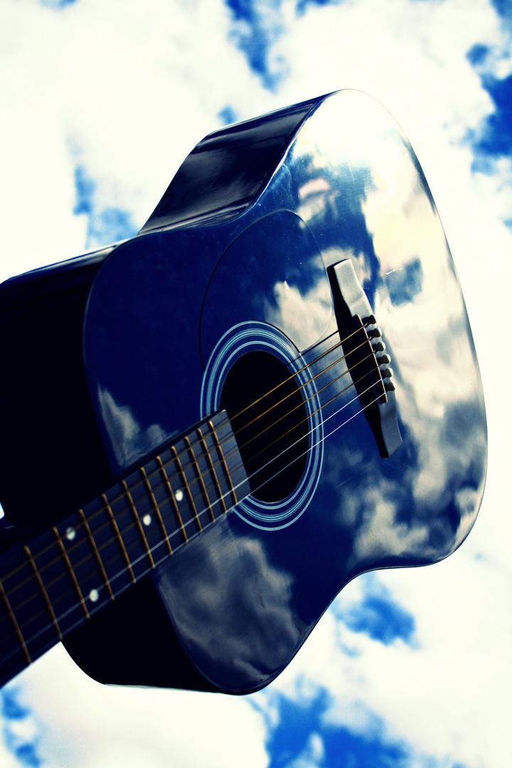 Musik ist wie fliegen,nur anders.