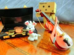 """""""Musik machen ohne Strom"""""""