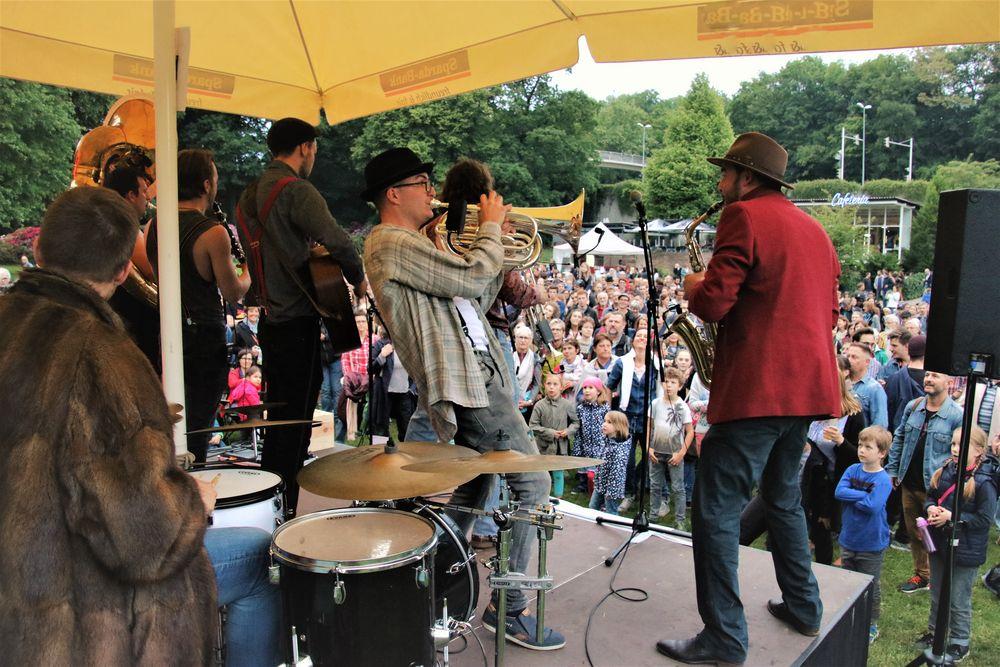 Musik Tro+Sax Festival LB-18-8 FEZZMO