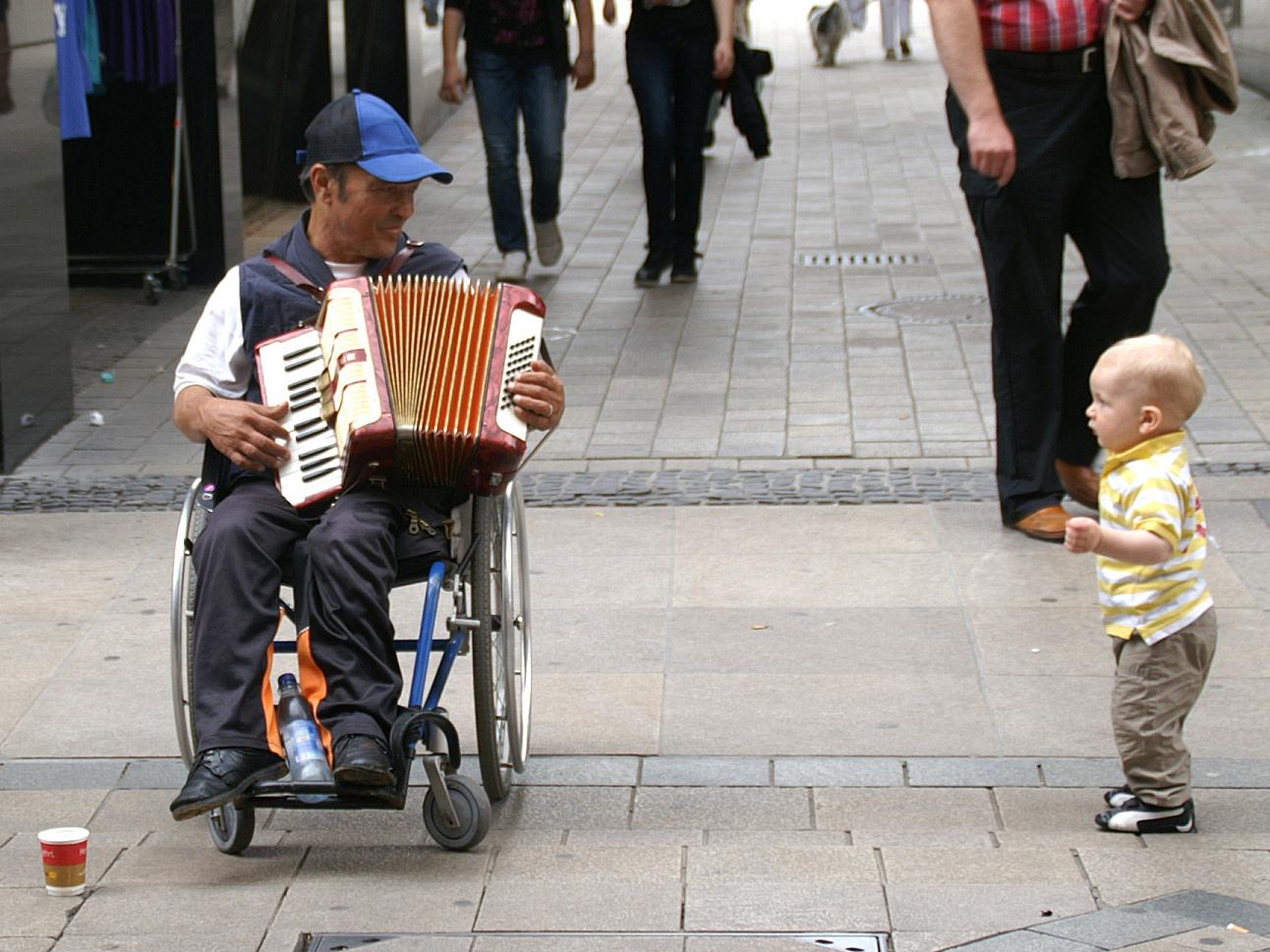 Musik verbindet über Grenzen hinweg