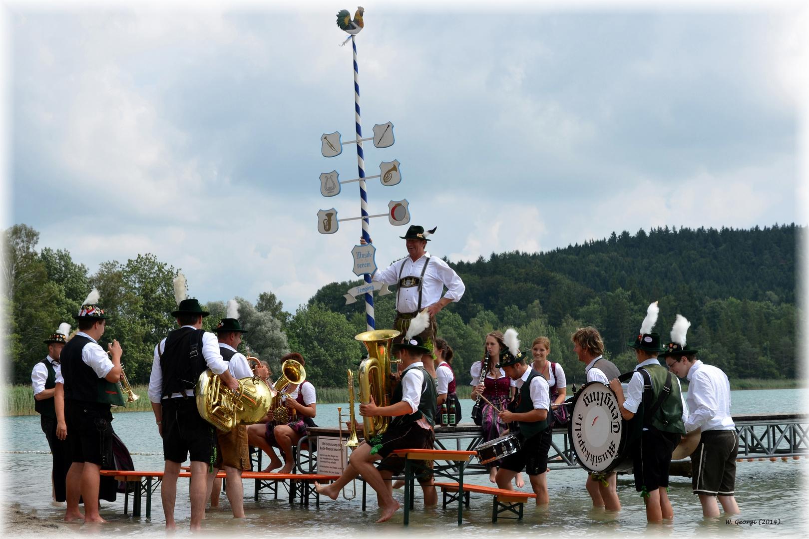 ~~~ Musikalisches Fußbad II ~~~