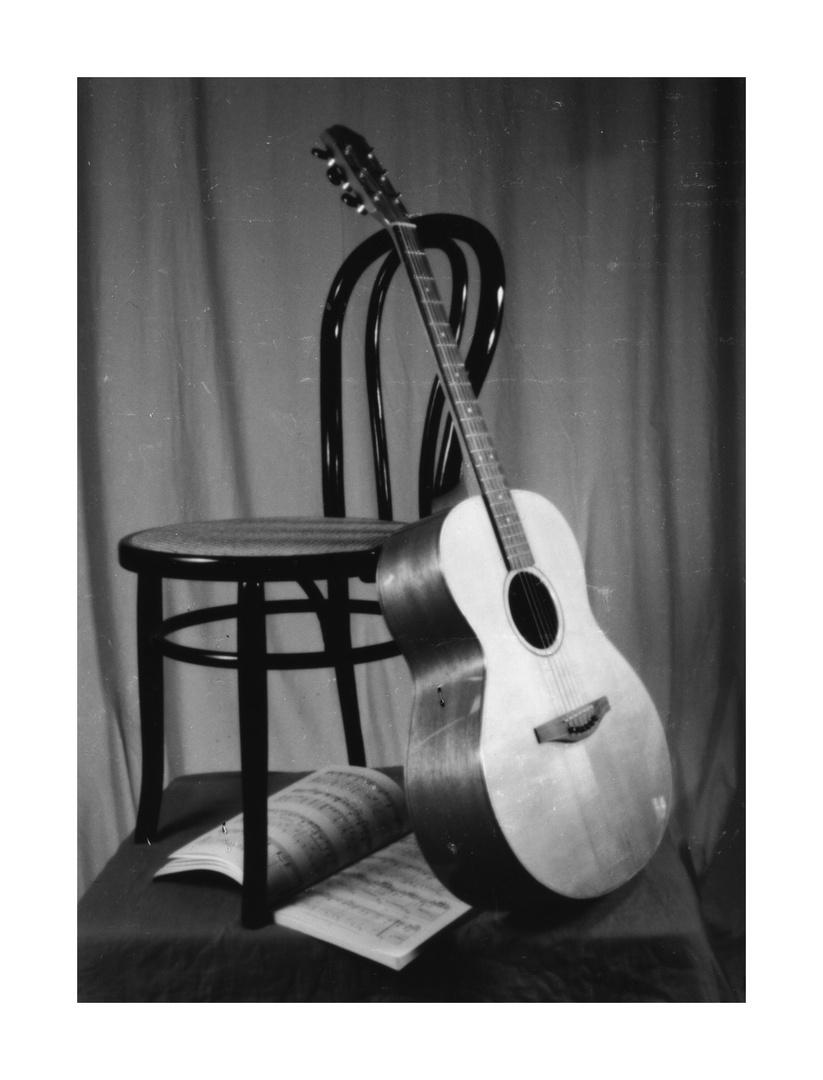 musikalisches Stillleben