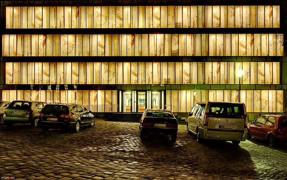 Musikbox - Bibliothek der Folkwang Uni