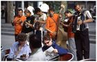 Musiker in San Sebastián