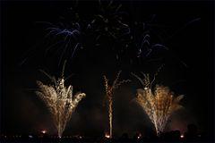 Musikfeuerwerk im 'Blühenden Barock Ludwigsburg' 2014 - IV