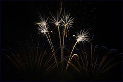 Musikfeuerwerk im 'Blühenden Barock Ludwigsburg' 2014 - V