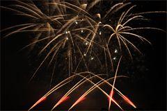 Musikfeuerwerk im 'Blühenden Barock Ludwigsburg' 2014 - VI