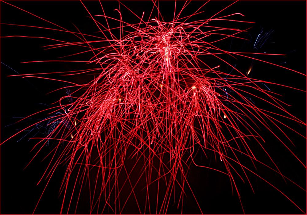 Musikfeuerwerk im 'Blühenden Barock Ludwigsburg' 2014 - XII
