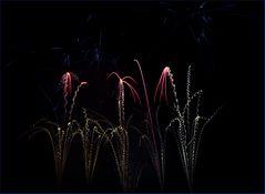 Musikfeuerwerk im 'Blühenden Barock Ludwigsburg' 2014 - XIII
