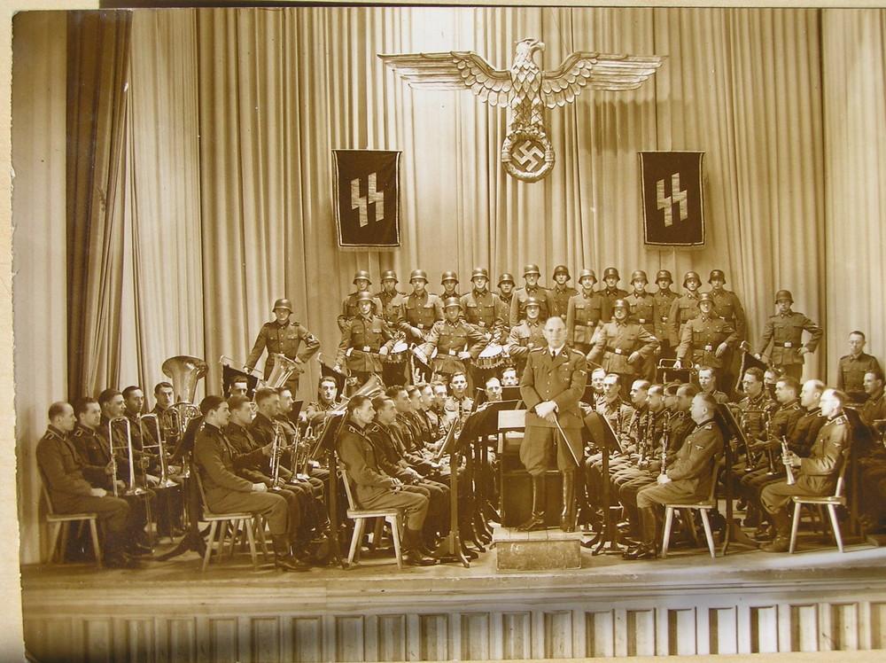Musikkapelle der SS
