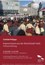 Musikstadt Halle/S - Händelfestspiele 2007