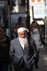 Muslim Men at Brick lane