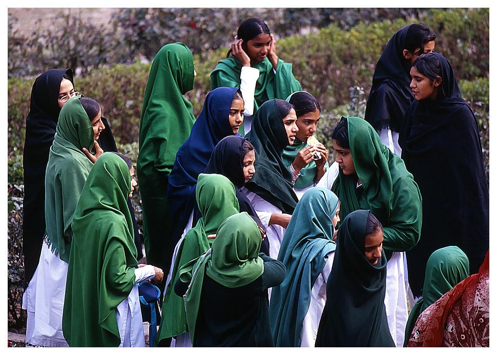 muslimische Frauen #2