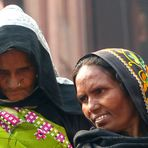 Muslimische Frauen in Indien