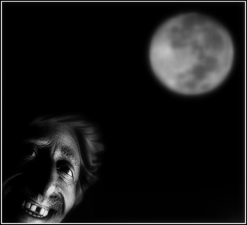 Mustafà e la luna piena