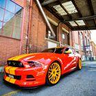 Mustang 3D Carbon