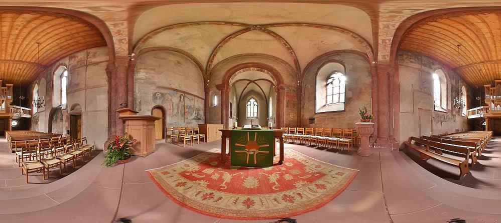 Muttenz, St. Arbogast