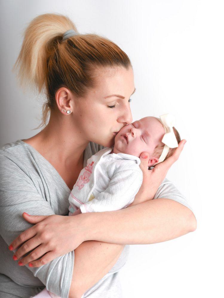 Mutter Tochter Liebe Foto & Bild | kinder, babies
