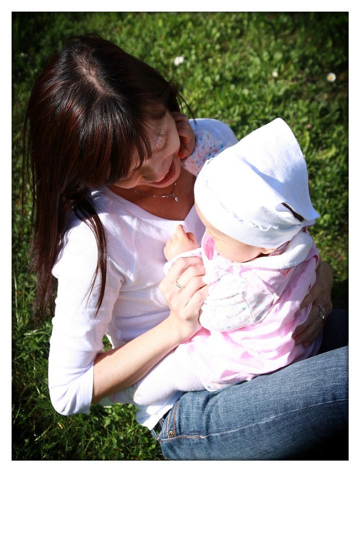 Mutter und baby