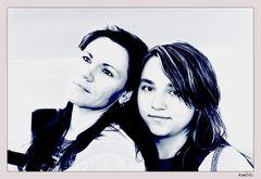 Mutter und Tochter.... 2 years later.....