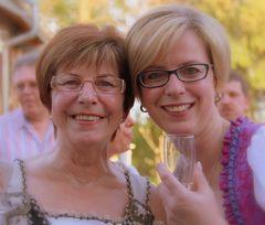 Mutter und Tochter :)
