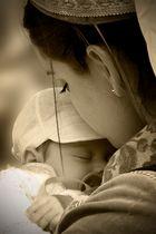 Mutterliebe und Geborgenheit...