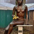 Muttern sagt;Ischa Sünde un sitzen mit nackten Mors in kaltes Wedder
