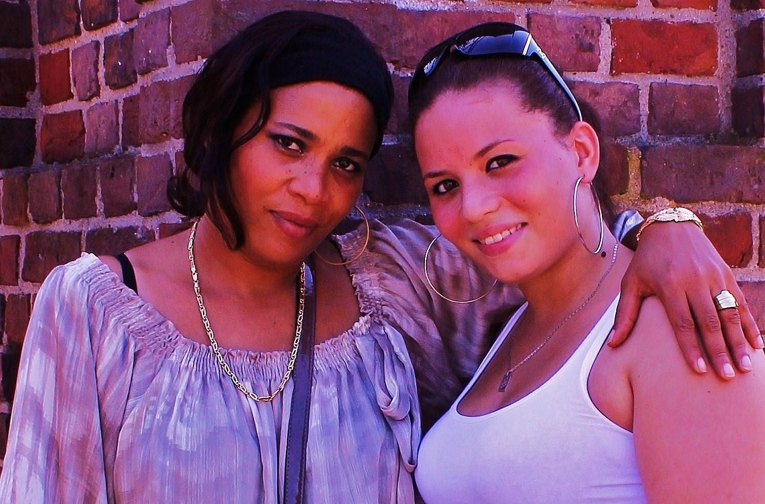 Mutter.....und Tochter..:)