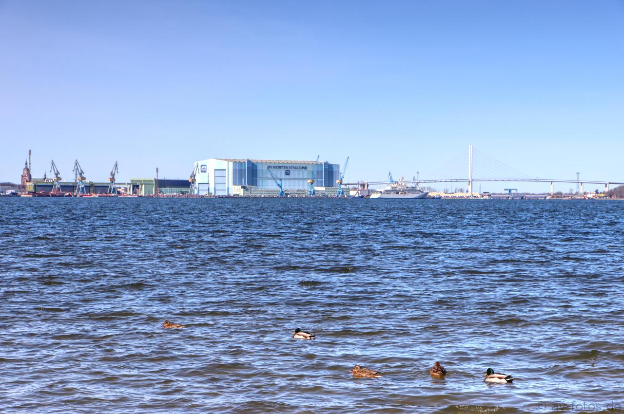 MV-Werft Stralsund Chrystal Endeavor