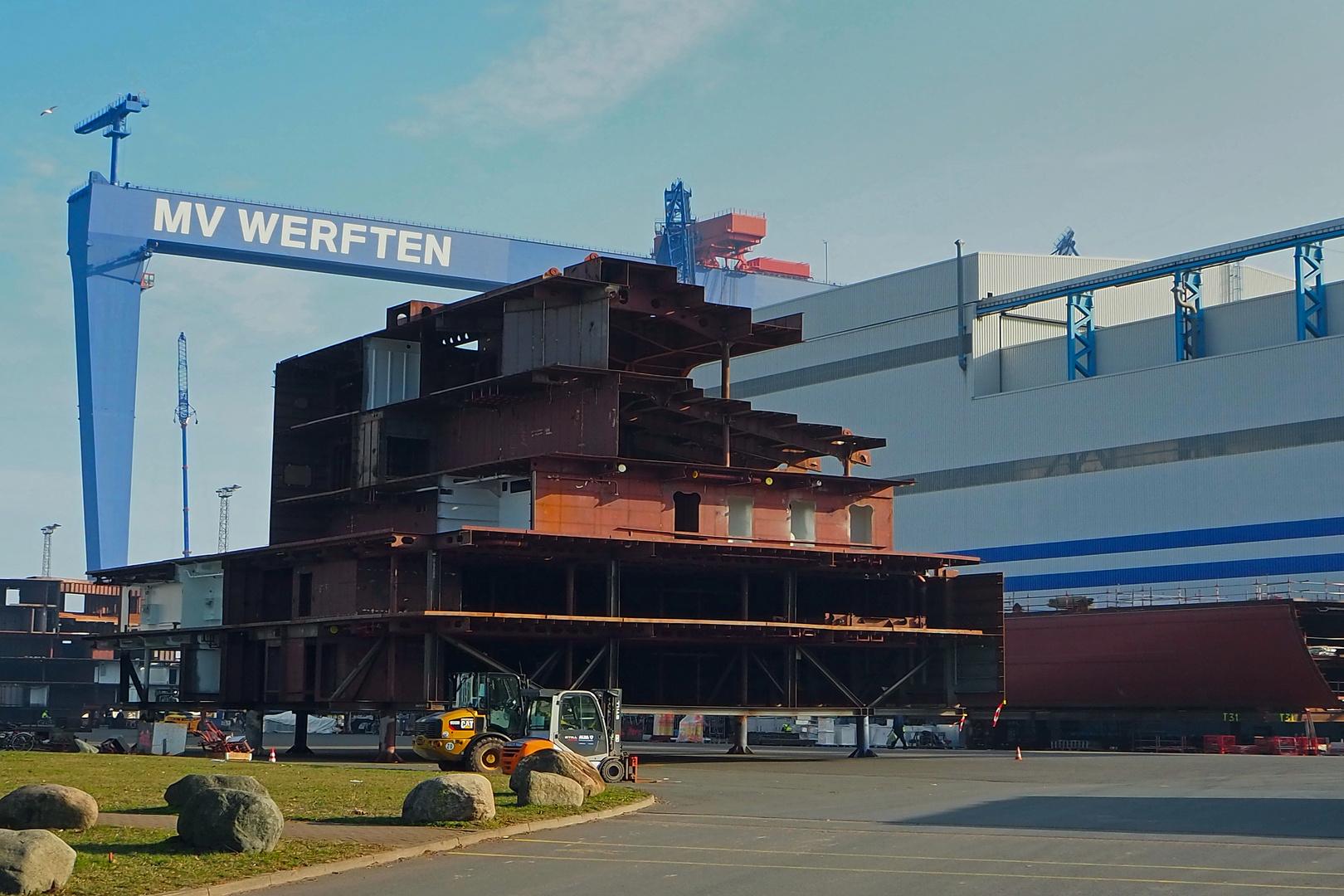 Mv Werften Warnemünde