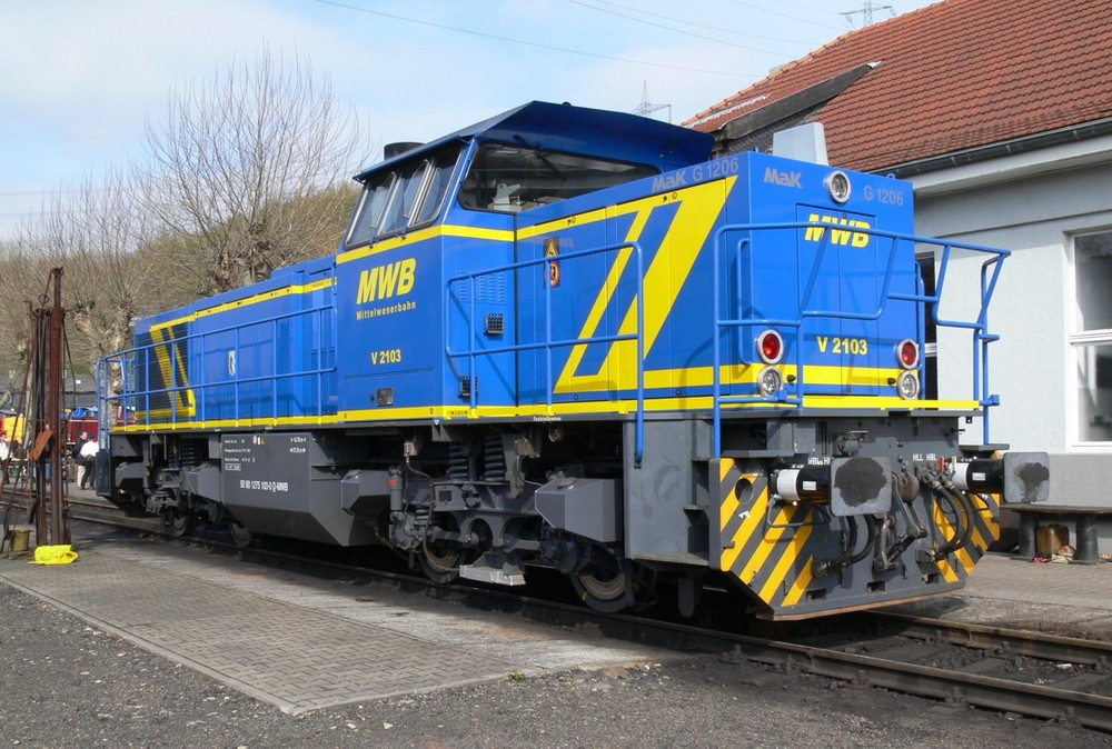 MWB V2103