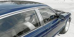 My blue Jaguar...