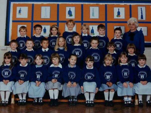 My class at year 1