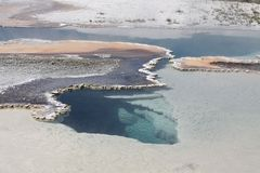 """""""My Colors of Yellowstone"""" 3 / Doublet Pool..."""