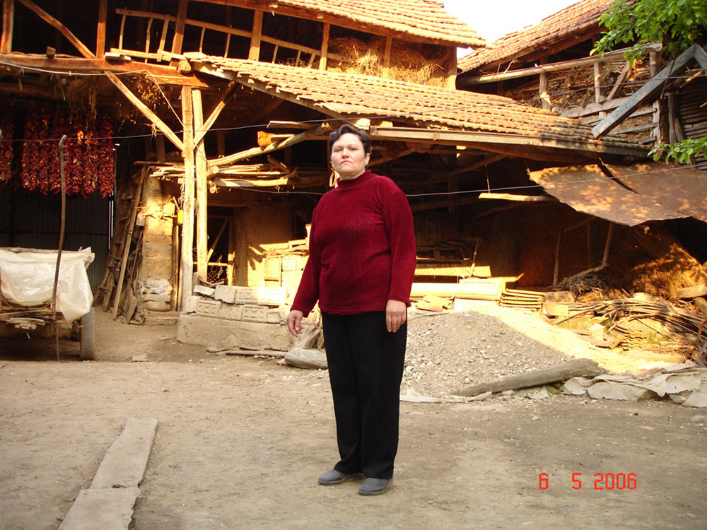 My  aunt Lila