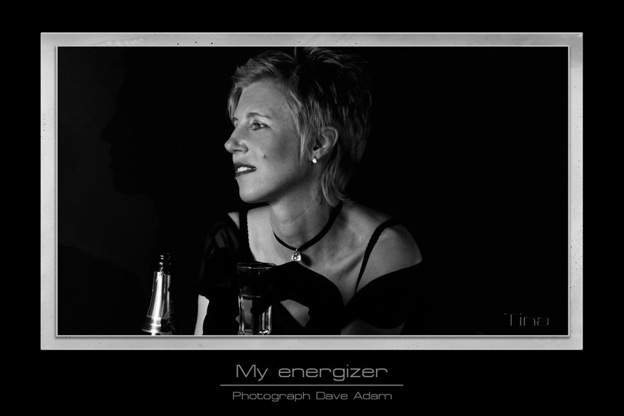 My energizer